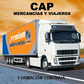 CAP Mercancías en Madrid