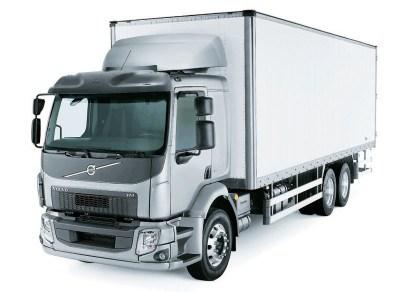cap mercancias para conducir camiones
