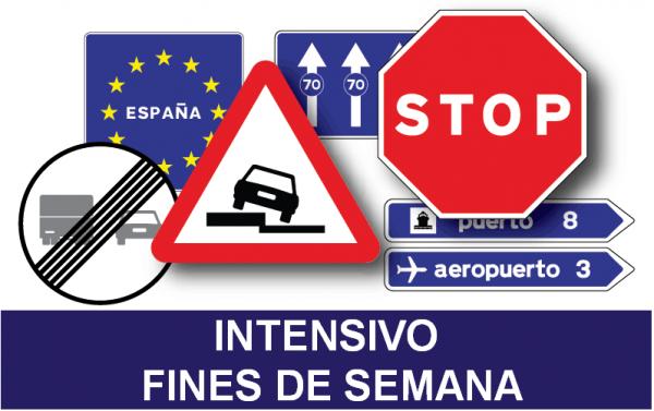 curso intensivo fines de semana autoescuela en madrid