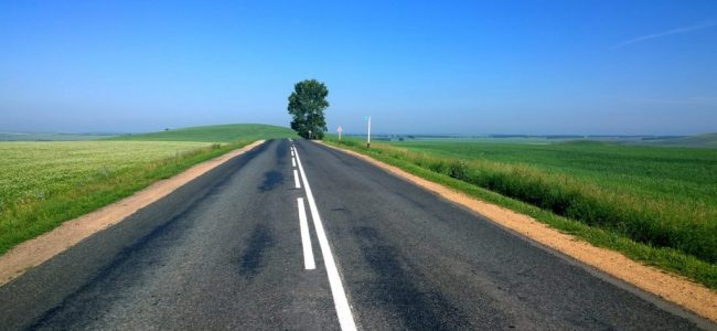 cursos intensivos y a la carretera