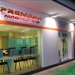 fachada autoescuelas premium