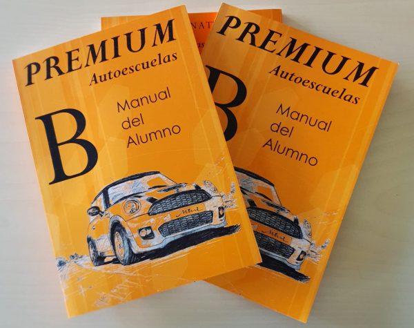 manual del permiso b del carnet de conducir